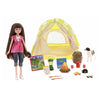 Adventure Girlz Camping Out Play Set