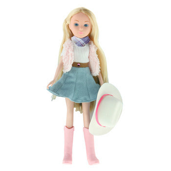 10-Inch Cowgirl Cool Doll - Chloe