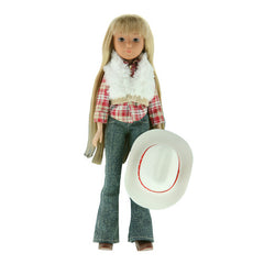 10-Inch Cowgirl Cool Doll - Kylie
