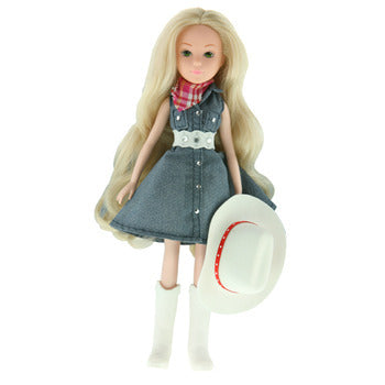 10-Inch Cowgirl Cool Doll - Lexie
