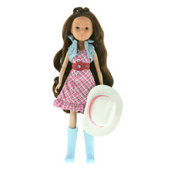 10-Inch Cowgirl Cool Doll - Daphne