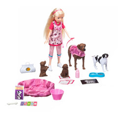 Adventure Girlz Sporting Dog Vet Set