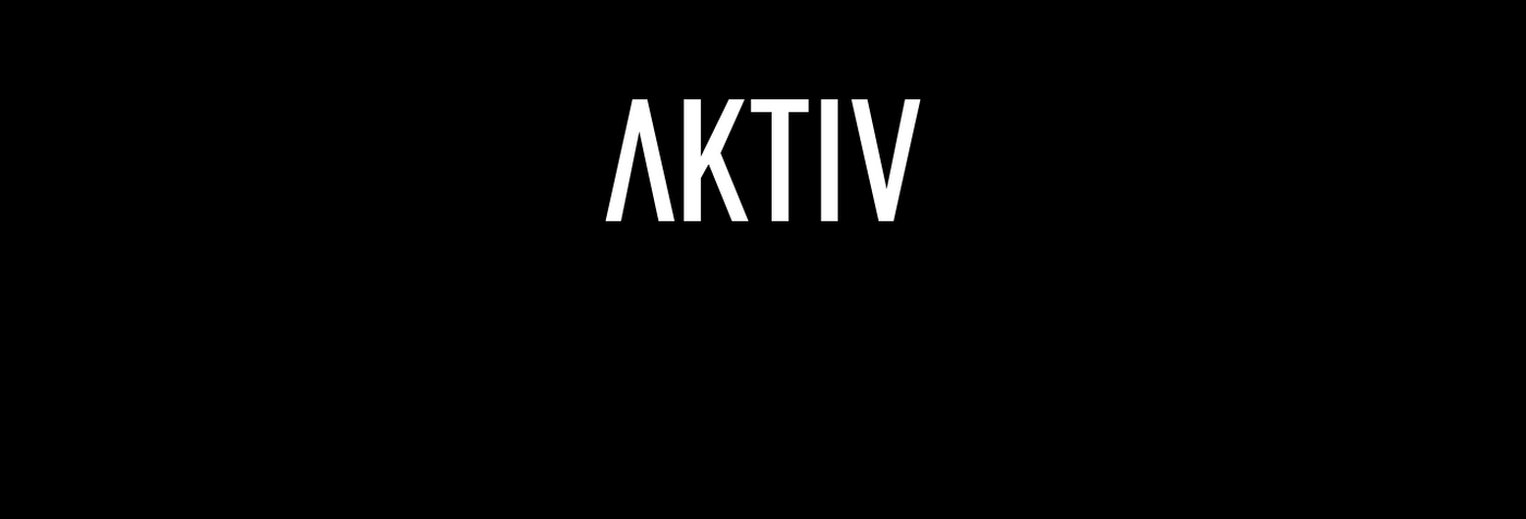 AKTIV Naming Story Title Block Mobile | VORA Men's Fashion House