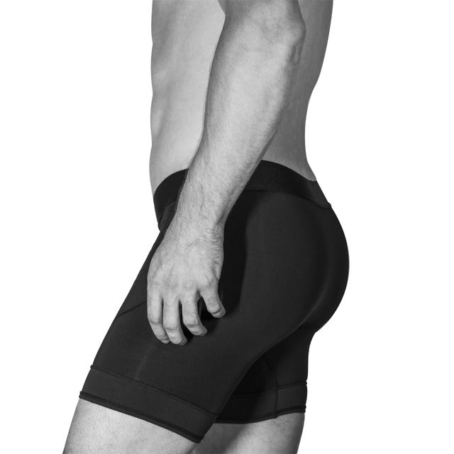 Man wearing AKTIV by VORA Boxer Brief Underwear Side view| VORA Men's Fashion House
