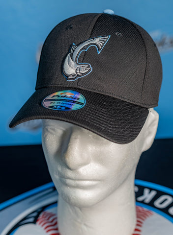 On-Field Fitted (Black) Hat