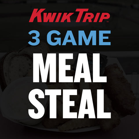 Kwik Trip 3-Game Meal Steal