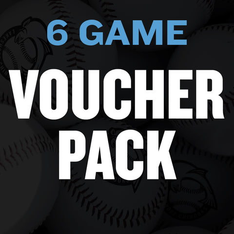 6-Game Voucher Package
