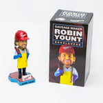 Robin Yount the Sausage Maker Bobblehead