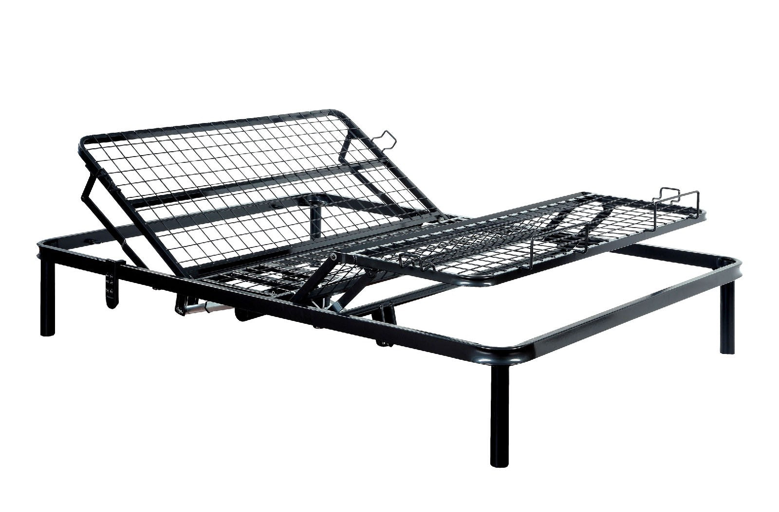 Standard King Adjustable Bed Frame W/ Remote