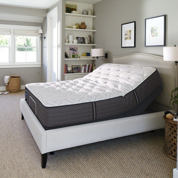 Adjustable Queen Bed Frame W/ Remote
