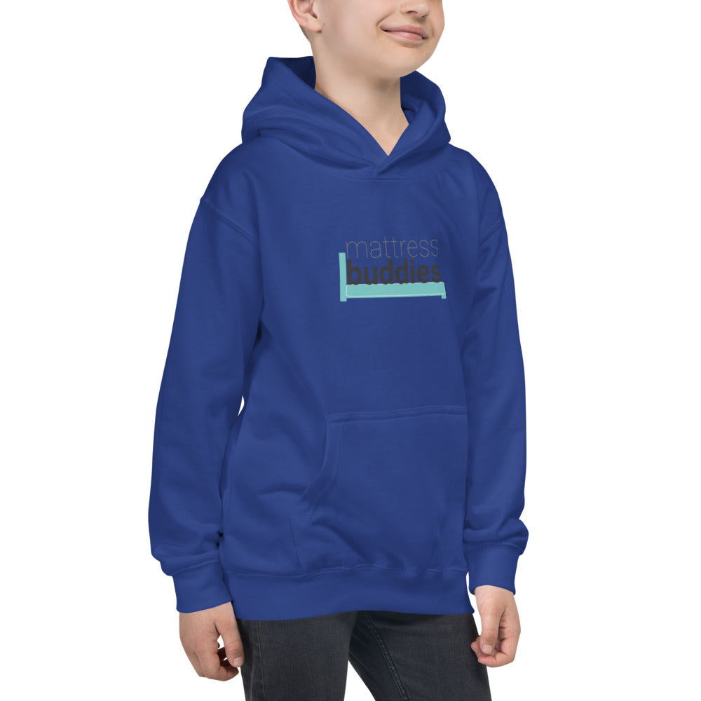 Mattress Buddies Kid Hoodie