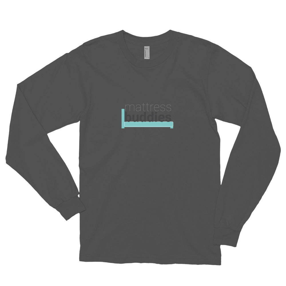 Mattress Buddies Long sleeve t-shirt