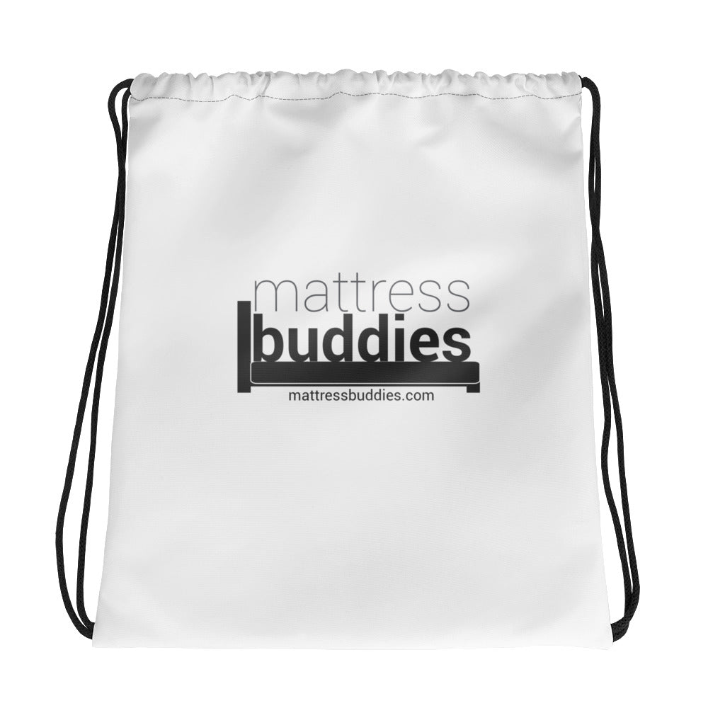 Mattress Buddies Drawstring Bag