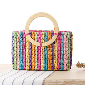 Fashion Rainbow Shoulder Bag