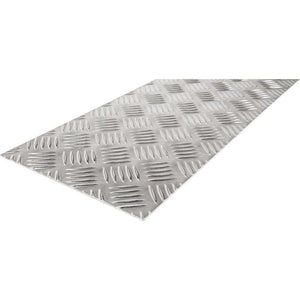 Aluminium Checker Plate - Buy Online Or Visit Our Store