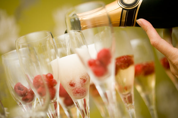 How much alcohol should you serve at your wedding?