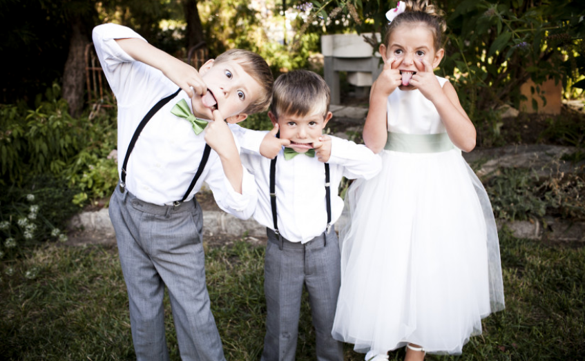 How to have a KID FREE wedding!