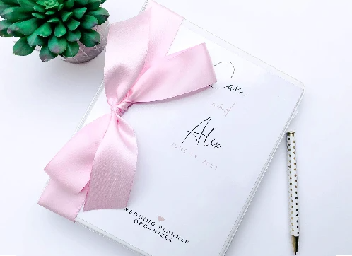 Ribbon Wedding Planner