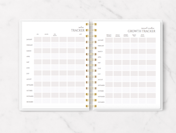Small Business Planner-Dot