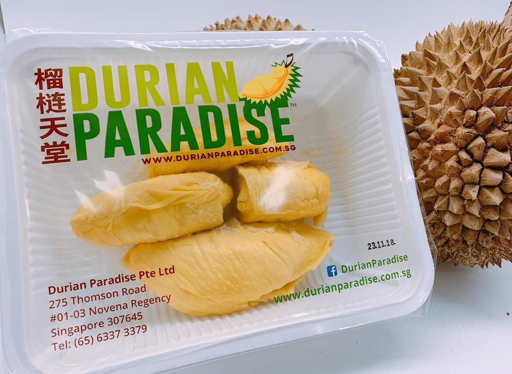 Premium Mao Shan Wang (500g durian flesh)