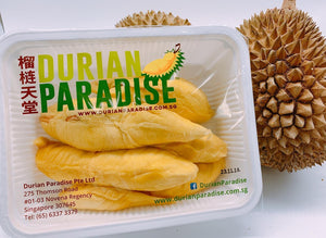 Durian Paradise Mao Shan Wang Durian Promo with Delivery in Singapore