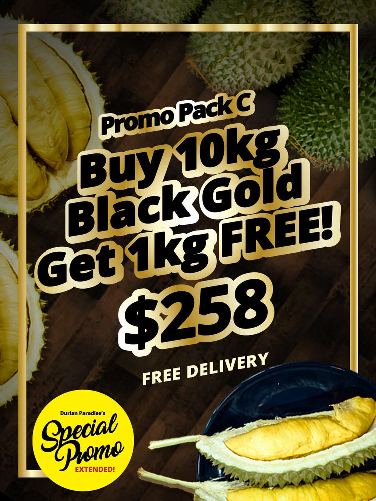 Weekend New Year Promo Pack C (Free Delivery)