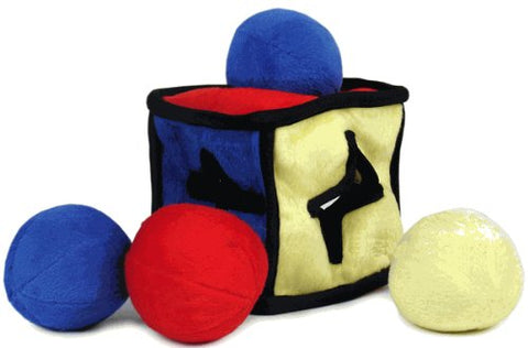 IQube Puzzle Plush Large