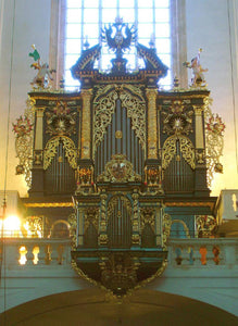 Prague Baroque - Church of Our Lady - J.H. Mundt