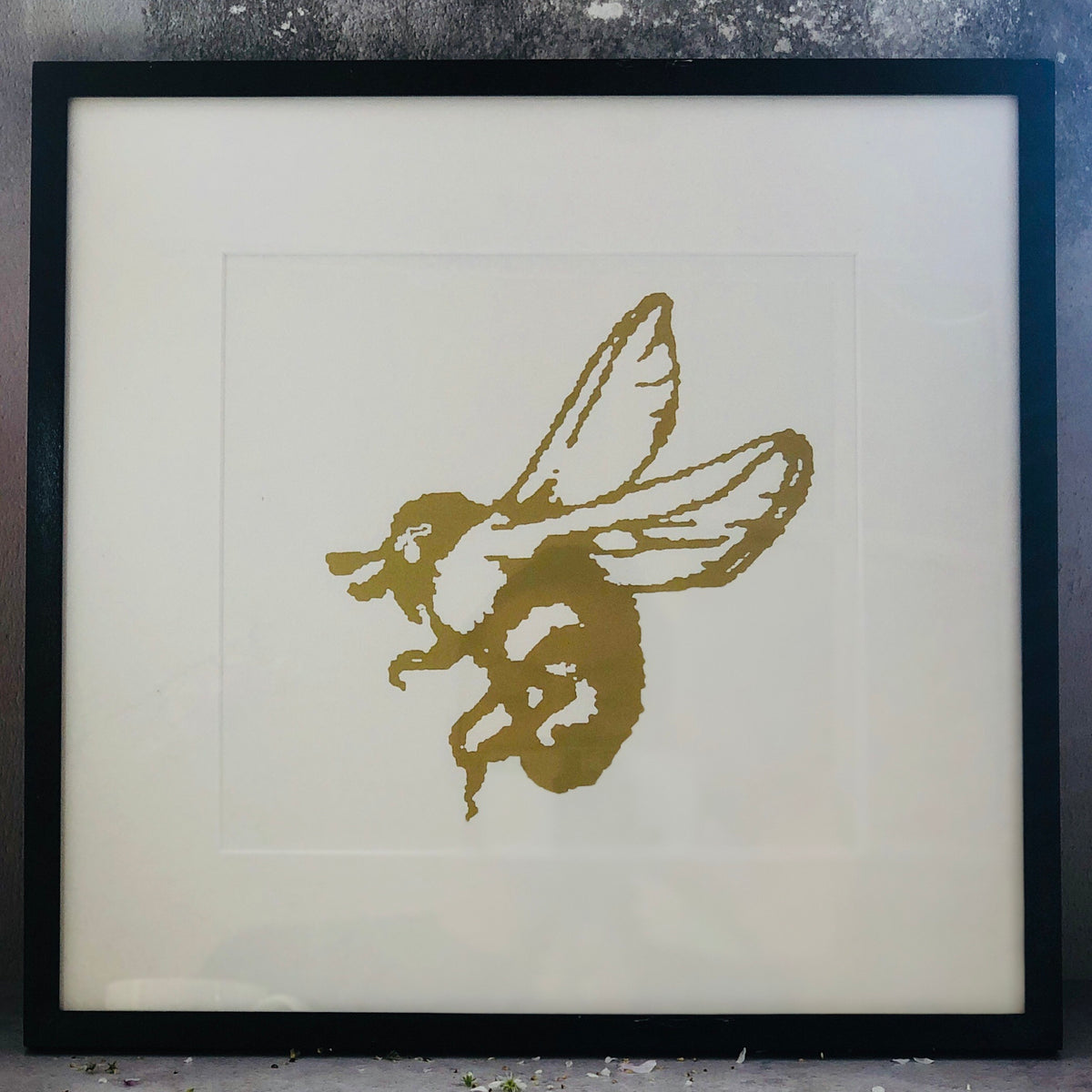 Queen Bee Single Print