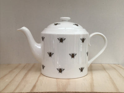 Fine china tea pot