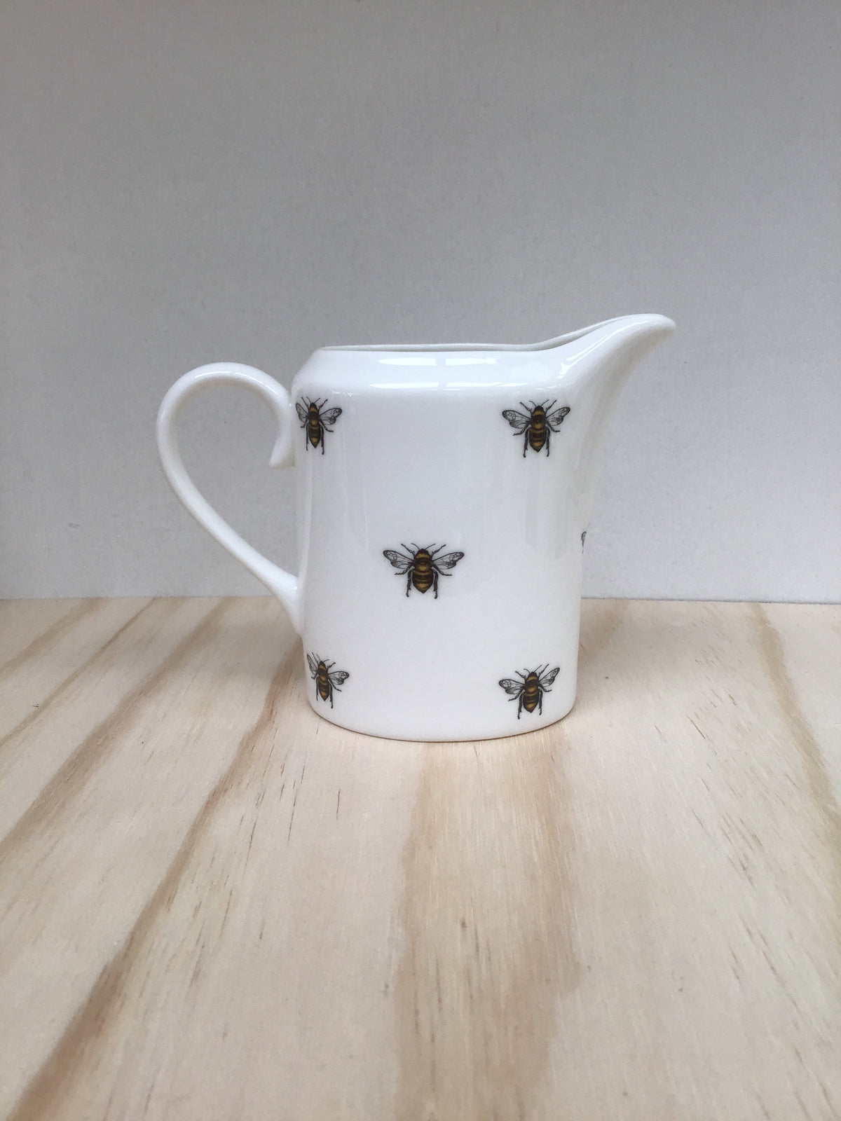 Fine china creamer jug
