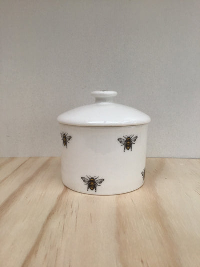 Fine china sugar bowl