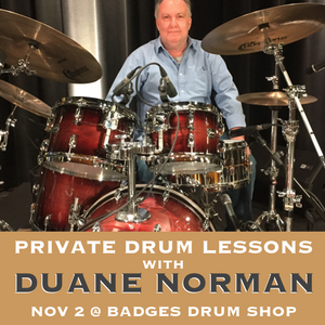 LESSONS WITH DUANE NORMAN NOV 2