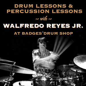 LESSONS WITH WALFREDO REYES, JR.