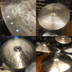 Order cymbals to your specifications