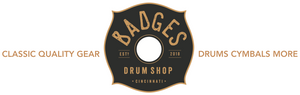 Badges Drum Shop