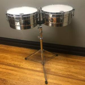 Used LP M Cohen Tito Puente Model Timbales