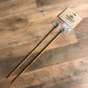 Timber Hard Brass Mallets