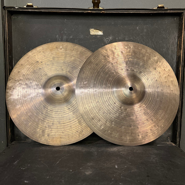 Canopus Yaiba Maple Snare Drum - 5.5x14 - Grey Sparkle Lacquer