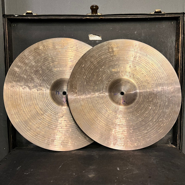 Slingerland Yellow Tiger Pearl Bass Drum