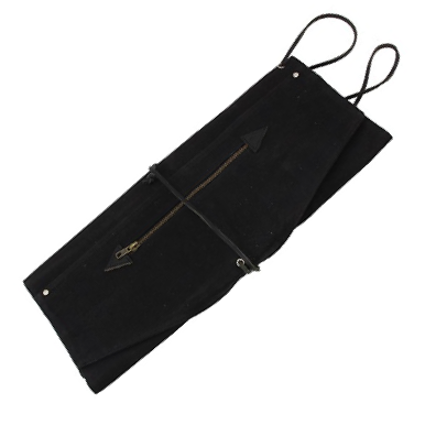 TACKLE Roll-Up Stick Bag - Black