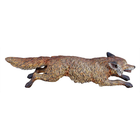 Vienna Bronze Fox