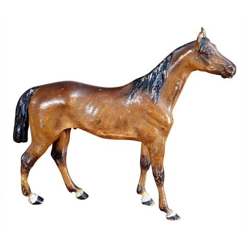 Small Vienna Bronze Horse