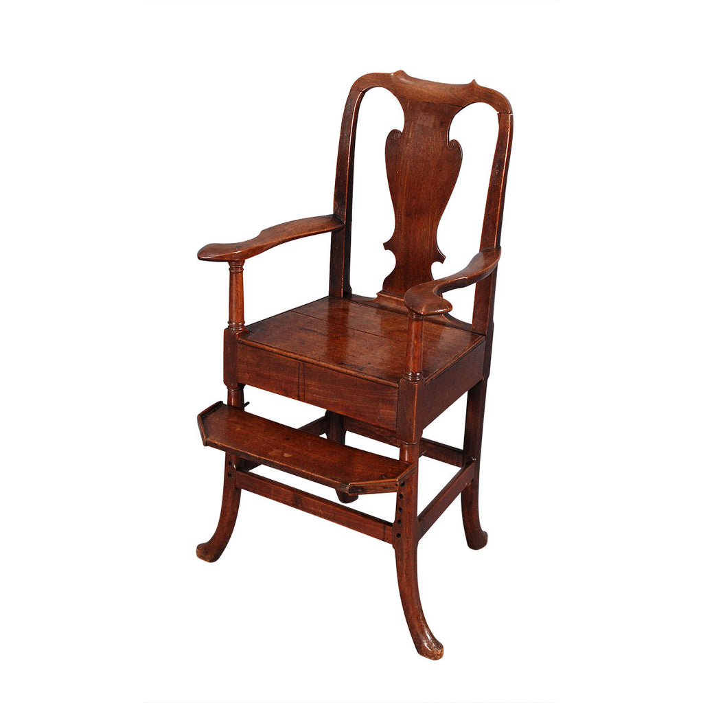 Child's Chair Dated 1758