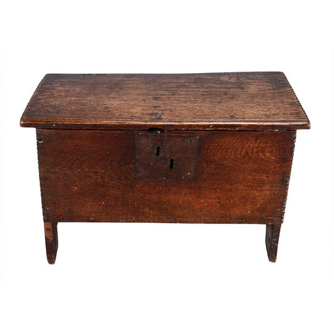 Diminutive Oak Coffer