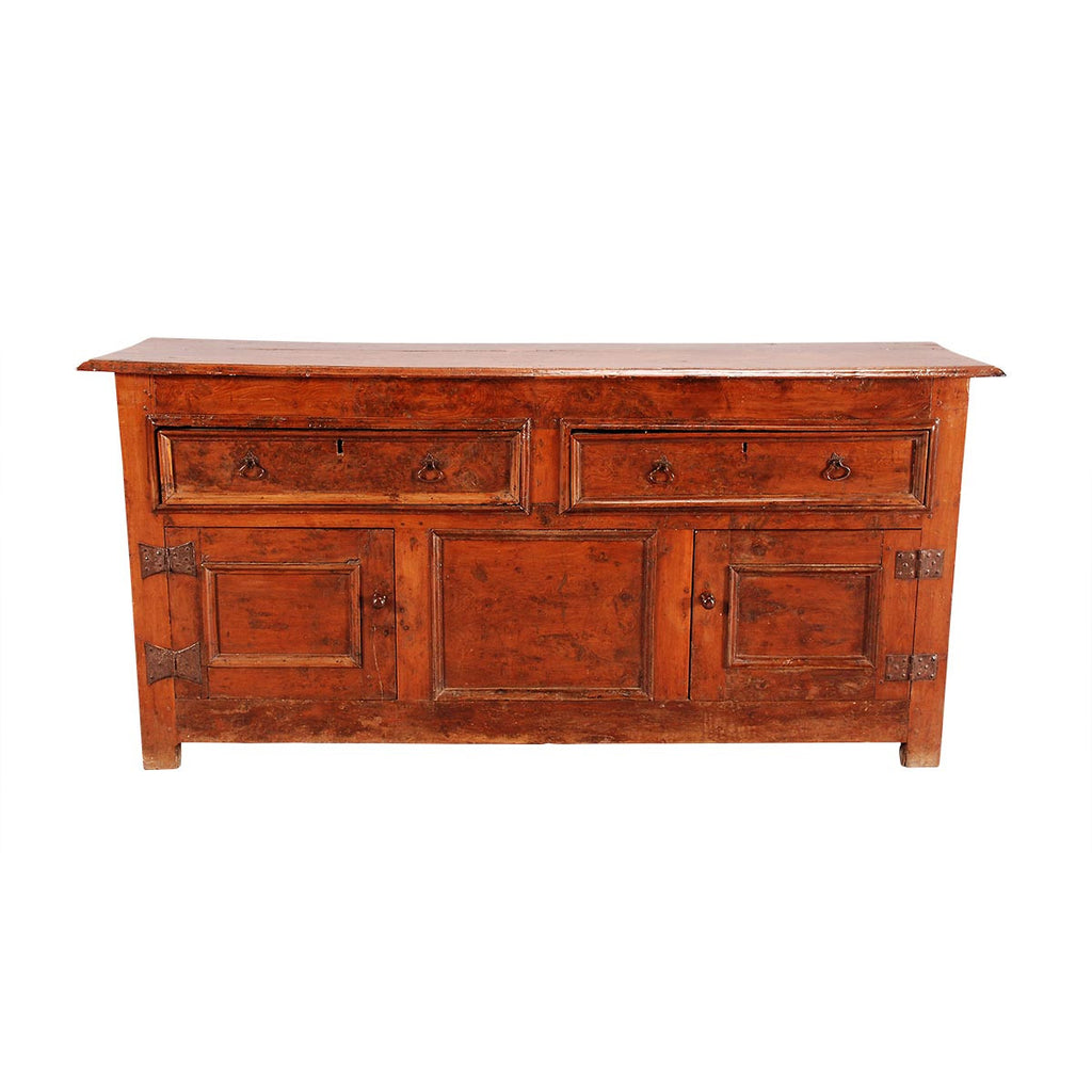 Early Yew Wood Dresser
