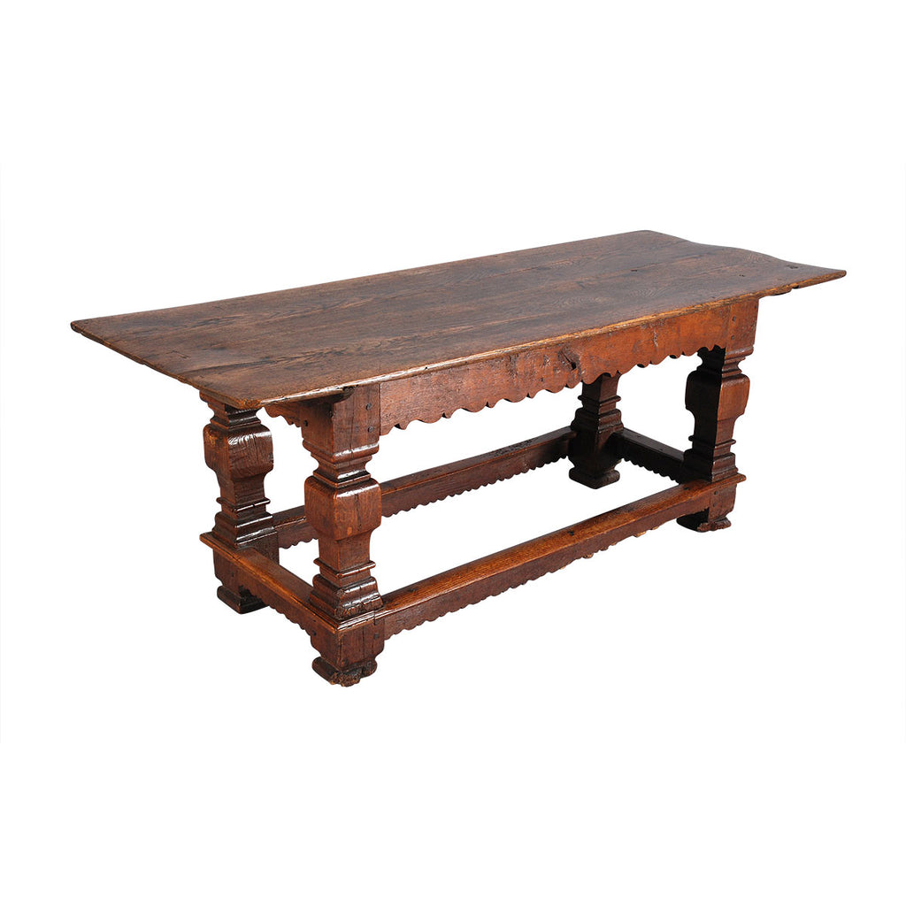 17th Century Oak Refectory Table