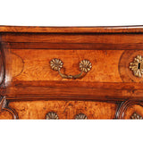 Louis XVI Bombe Chest of Dramatic Shape