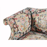 Pair of Needlepoint-Covered Sofas