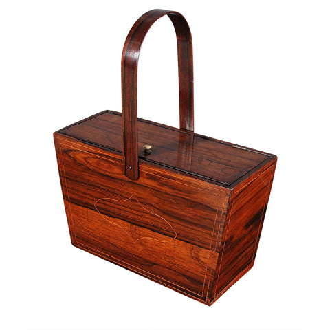 Rosewood Letter Box